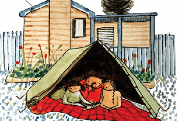 camp-in-backyard